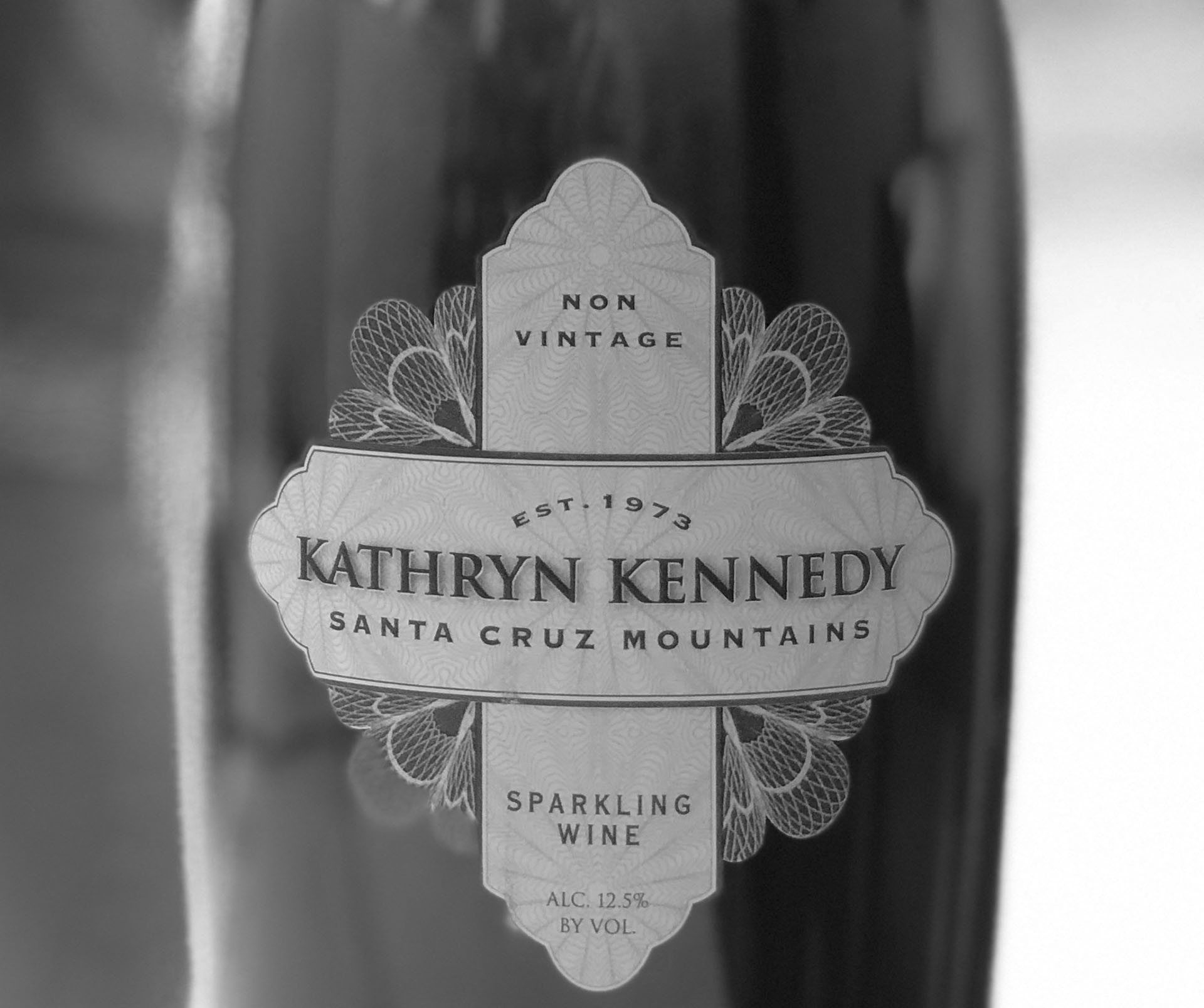 Image of NV BRUT at Kathryn Kennedy Winery